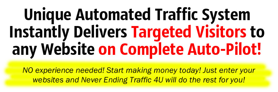 Traffic on Auto-Pilot
